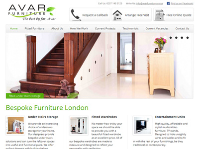 Avar Furniture Ltd London UK
