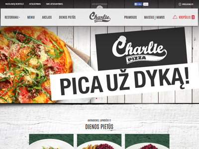 Chalie Pizza